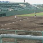第139回 九州地区高等学校 野球 福岡大会 パート決勝