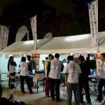 福岡マラソン2016 トレーナー活動