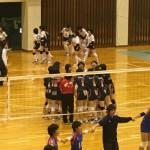 九州産業大学附属九州高等学校女子バレー部 インターハイ予選