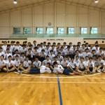 高校バスケ 夏合宿 7/26~28