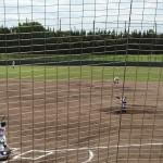第141回 九州地区高等学校野球 福岡大会 1回戦トレーナーサポート