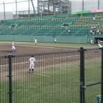 第141回 九州地区高等学校野球 福岡大会 3回戦トレーナーサポート