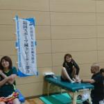 福岡市ミックスバレーボール トレーナー活動