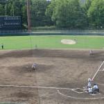 第141回 九州地区高等学校野球 福岡大会 2回戦トレーナーサポート
