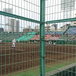 第141回 九州地区高等学校野球 福岡大会 準々決勝戦トレーナーサポート