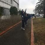 高校バスケ 新人戦 福岡県大会 トレーナーサポート