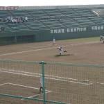 第142回 九州地区高等学校野球 福岡大会 5回戦トレーナーサポート