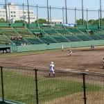第142回 九州地区高等学校野球 福岡大会 2回戦トレーナーサポート