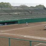 第142回 九州地区高等学校野球 福岡大会 3回戦トレーナーサポート