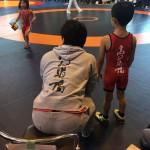 髙田道場 第10回三井ラビット杯少年少女レスリング選手権大会