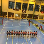 九州産業大学附属九州高校女子バレー部 インターハイ予選 中部ブロック