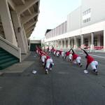 第100回全国高等学校野球選手権記念 南福岡大会 3回戦トレーナーサポート