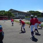 第143回 九州地区高等学校野球 福岡大会 トレーナーサポート