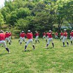 第6回 福岡地区高等学校野球大会 3回戦トレーナーサポート