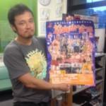 九州プロレス設立5周年記念大会勝者~筋肉山笠13
