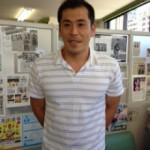 水泳 元日本代表 今井 亮介選手