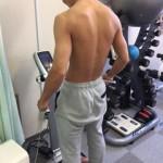 プロボクサー大石剛志選手