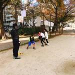 髙田道場ボクシングクラス体力測定