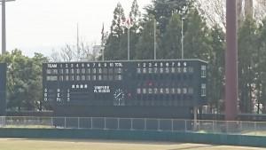 野球部トレーナー 春季2018-4