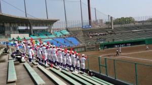 野球部トレーナー 春季2018-5