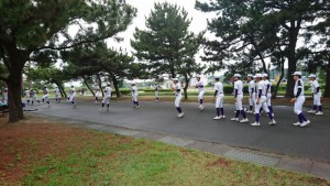 野球部トレーナー市長杯8