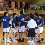 高校バスケ インターハイ予選 トレーナーサポート②