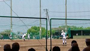 野球部トレーナー市長杯4