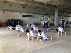 東福岡バスケ2