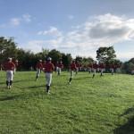 第143回 九州地区高等学校野球福岡大会3回戦 トレーナーサポート