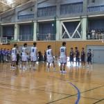 福岡市総合バスケットボール大会 トレーナー