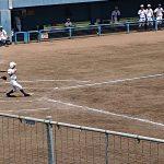 第6回福岡地区高等学校新人野球大会 2回戦 トレーナーサポート