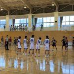 高校バスケ トレーナー帯同