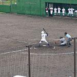 第145回九州地区高等学校野球 福岡大会2回戦 トレーナーサポート