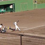 第145回九州地区高等学校野球 福岡大会4回戦 トレーナーサポート