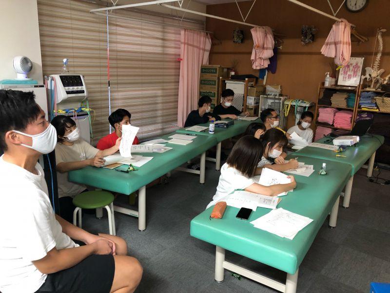 トレーナー勉強会0911